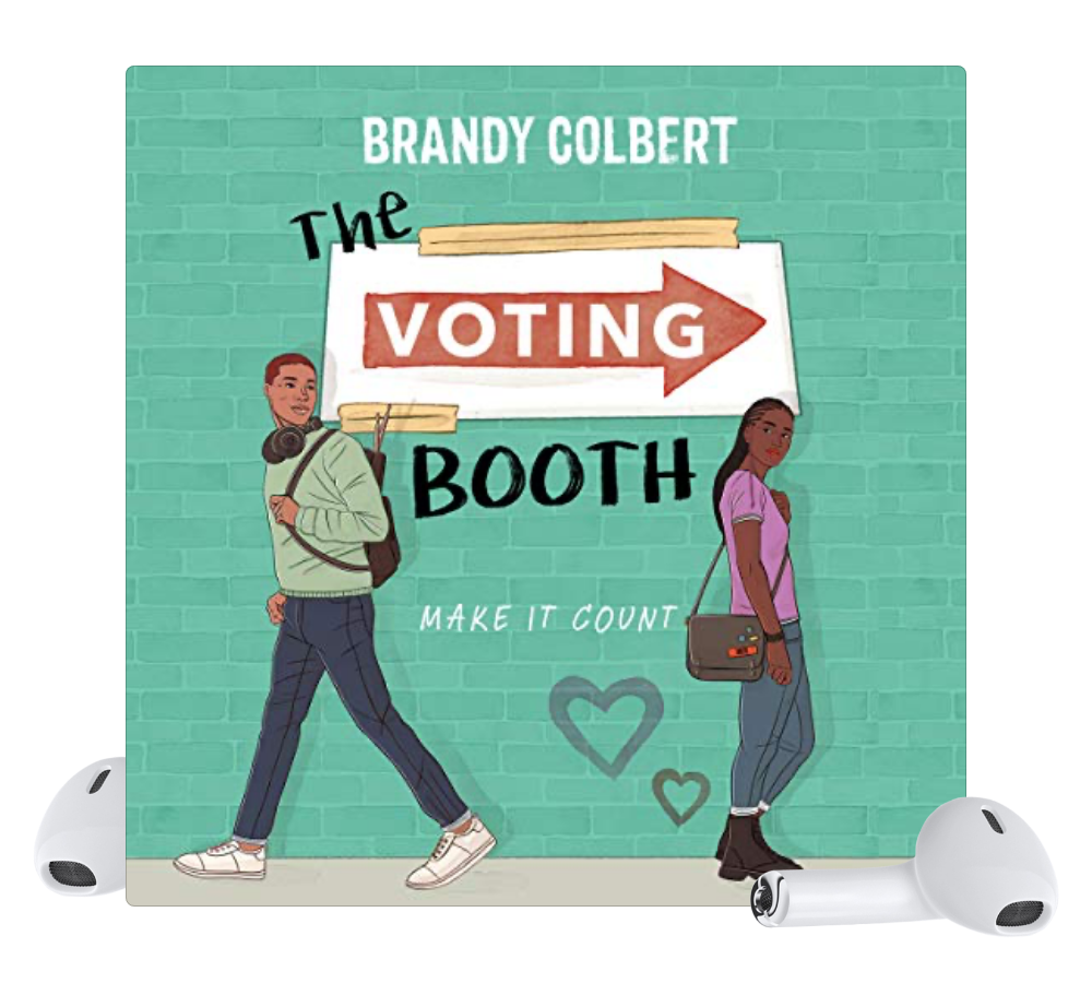 The Voting Booth by Brandy Colbert – Lindsay's Book Reviews